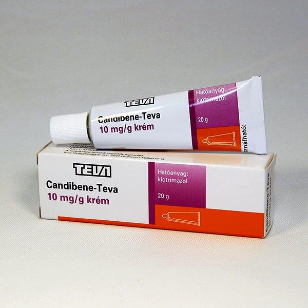Vény nélkül kapható gombaellenes szerek